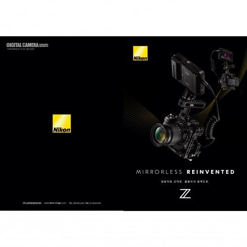 영상 촬영에 특화된 니콘 Z 시리즈